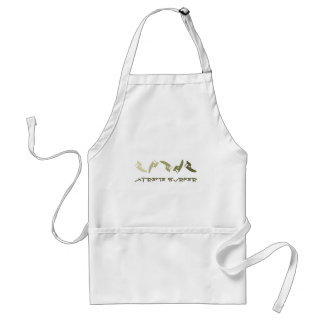 Extreme Surfing Adult Apron