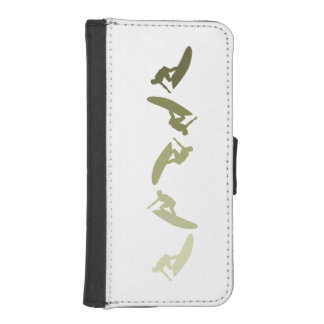 Extreme Surfing iPhone SE/5/5s Wallet