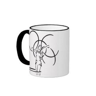 EXTREME VEGAS, Hula Hoops Ringer Coffee Mug