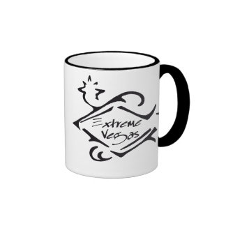 EXTREME VEGAS Hula Hoops Mugs