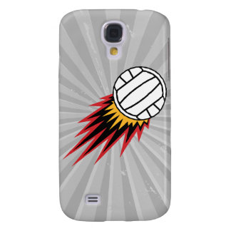 extreme volleball spike design galaxy s4 case