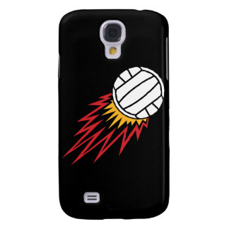 extreme volleball spike design galaxy s4 cover