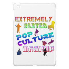 Extremely Clever Pop Culture Mashup Cover For The iPad Mini