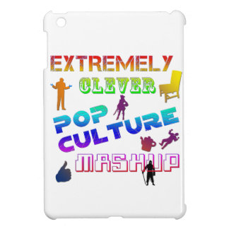 Extremely Clever Pop Culture Mashup iPad Mini Covers