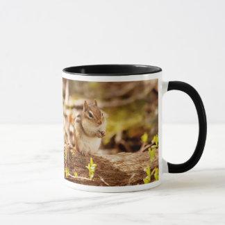 Extremely Cute Chipmunk Mug