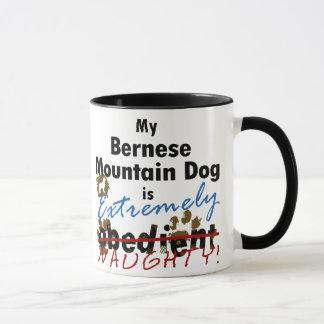 Extremely Naughty Bernese Mountain Dog Mug