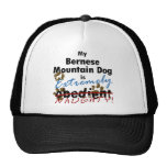 Extremely Naughty Bernese Mountain Dog Trucker Hat