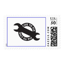 EXTREMELY REAL STAMP™ POSTAGE