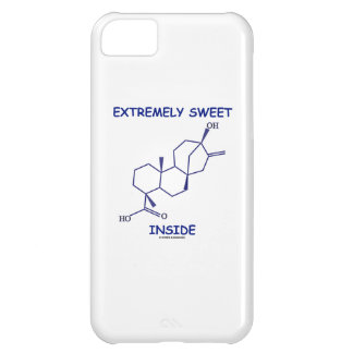 Extremely Sweet Inside (Steviol Molecule) iPhone 5C Case