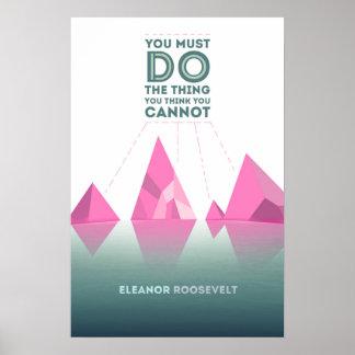 Extremidad de Eleanor Poster
