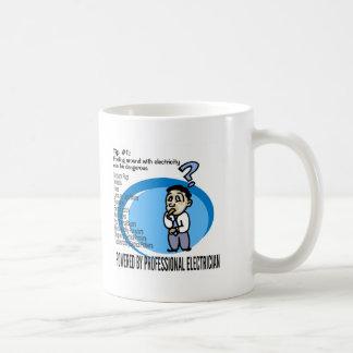 Extremidad eléctrica #1 taza de café