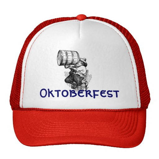 Extremidad Oktoberfest Octoberfest de la jarra de  Gorro De Camionero