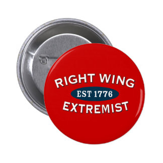 Extremista de la derecha Est 1776 Pins