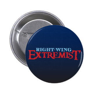 Extremista de la derecha pin