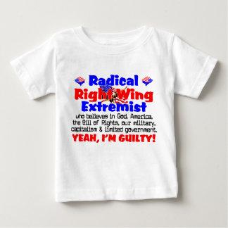 Extremista de la derecha poleras