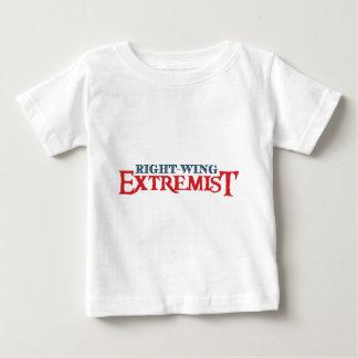 Extremista de la derecha remera