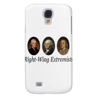 Extremistas de la derecha funda para galaxy s4