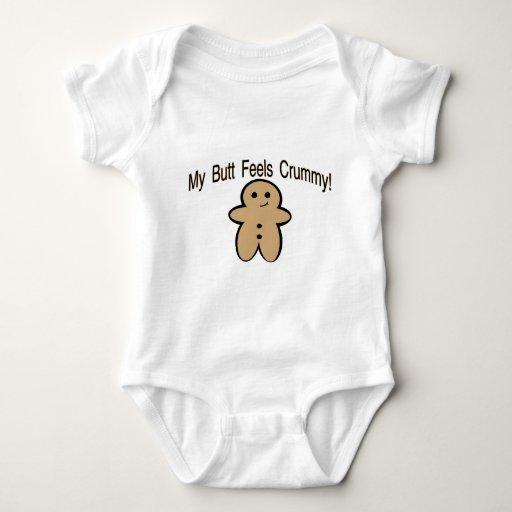 Extremo Crummy Body Para Bebé