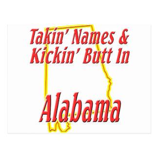 Extremo de Alabama - de Kickin Postal