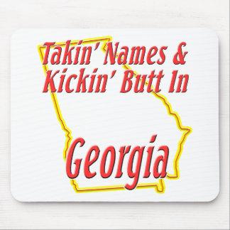 Extremo de Georgia - de Kickin Alfombrillas De Raton