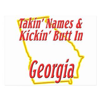 Extremo de Georgia - de Kickin Postal