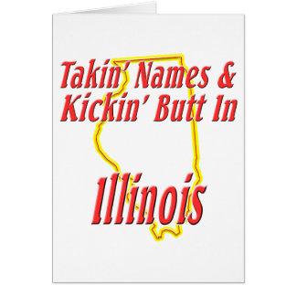 Extremo de Illinois - de Kickin Tarjetas