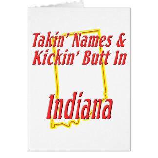 Extremo de Indiana - de Kickin Tarjetas