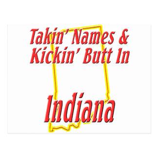 Extremo de Indiana - de Kickin Postales