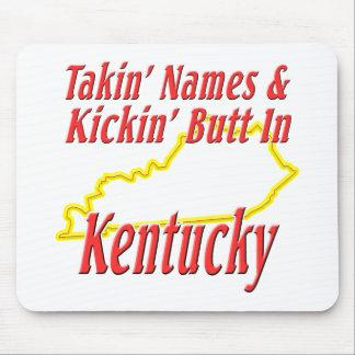 Extremo de Kentucky - de Kickin Alfombrilla De Ratones
