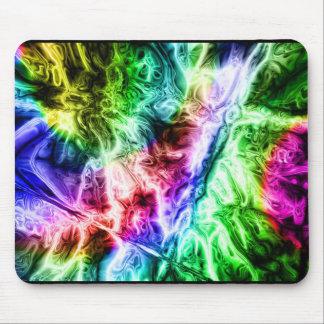¡Extremo de los arco iris! Alfombrilla De Raton