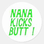 ¡Extremo de los retrocesos de Nana! Pegatina