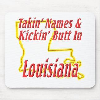 Extremo de Luisiana - de Kickin Tapetes De Raton