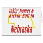 Extremo de Nebraska - de Kickin Felicitaciones