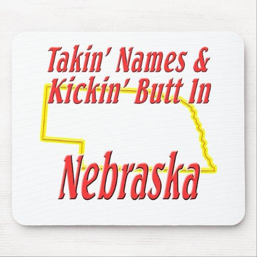 Extremo de Nebraska - de Kickin Tapete De Raton