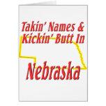 Extremo de Nebraska - de Kickin Tarjetón