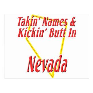 Extremo de Nevada - de Kickin Postales