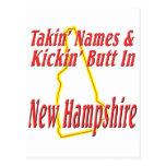 Extremo de New Hampshire - de Kickin Postal