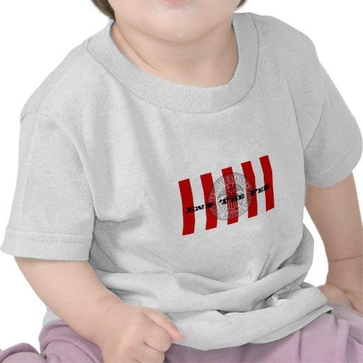 Extremo de NineStripe el FED Camisetas