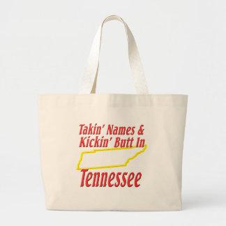 Extremo de Tennessee - de Kickin Bolsa Tela Grande