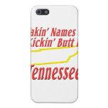 Extremo de Tennessee - de Kickin iPhone 5 Protector