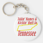 Extremo de Tennessee - de Kickin Llaveros Personalizados