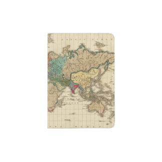 Extremo Del ANUNCIO general 1828 de la paz Porta Pasaporte