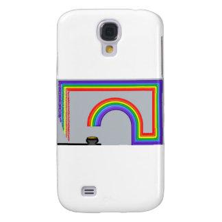 Extremo del arco iris funda para galaxy s4