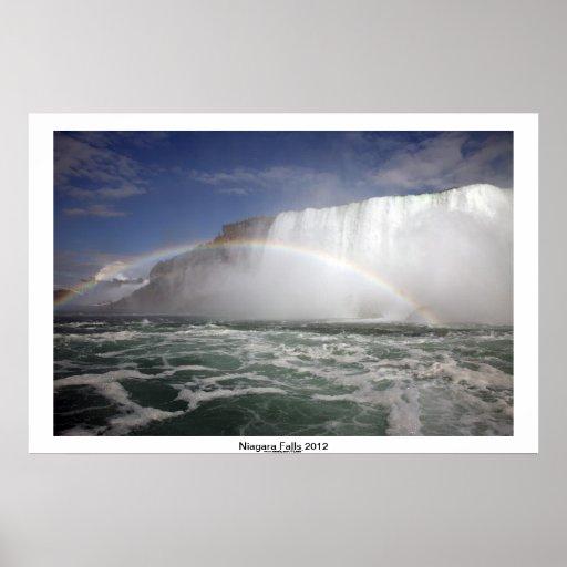 Extremo del arco iris posters