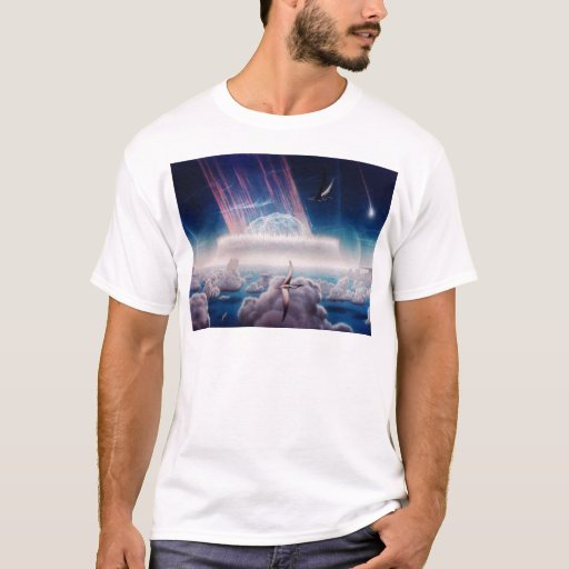 Extremo del dinosaurio de la NASA Playera