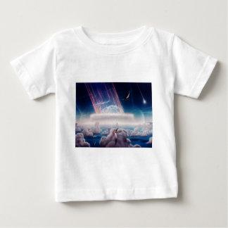 Extremo del dinosaurio de NASAs Camisas