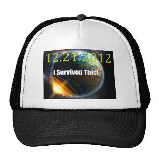 extremo del mundo 2012 gorras
