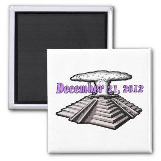 Extremo del mundo - 21 de diciembre de 2012 imanes