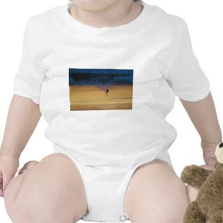 Extremo del mundo traje de bebé