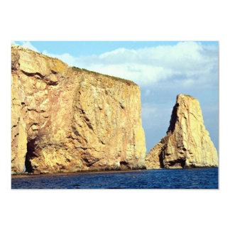 Extremo oriental de la roca de Perce, roca de Invitaciones Personales